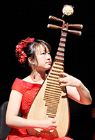 中国琵琶奏者さくら